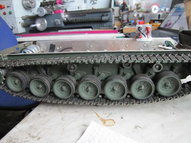 "A ""Bergepanzer Standart"" gets new muscle 16404929on"