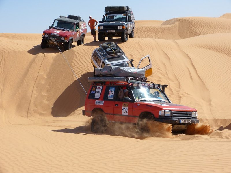 Das Offroad Forum Landrover Discovery 1