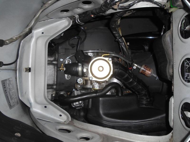 Schloss B2922005096A Piaggio X9 125 2000-2003 Steuerkette offen