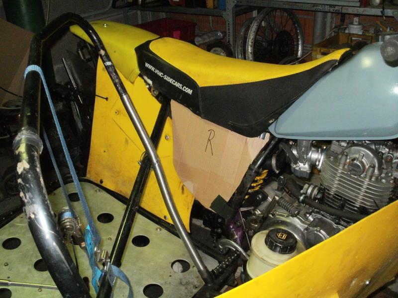 Enduro Gespann VMC mit Yamaha XT 500 Motor 16426712ba