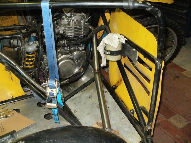 Enduro Gespann VMC mit Yamaha XT 500 Motor 16560373la