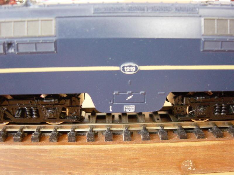 E-Lok Serie 1200 der Nederlandse Spoorwegen /NS/ (MÄRKLIN Art.Nr.3051) 16620464ll