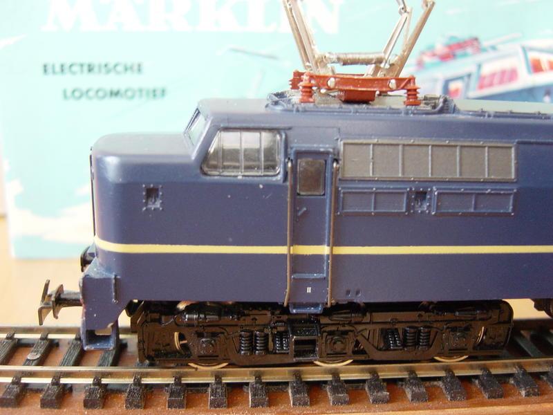 E-Lok Serie 1200 der Nederlandse Spoorwegen /NS/ (MÄRKLIN Art.Nr.3051) 16620527tb