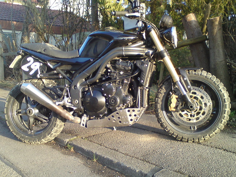 Bmw 650 Cafe Racer Motorcycle Image Idea