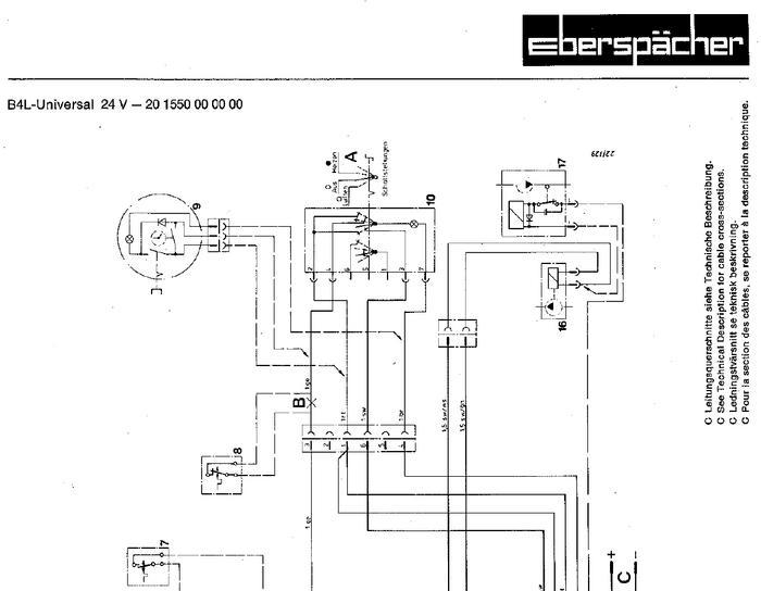 Standheizung B4L: Hilfe benötigt - Robis Pinzgauerforum