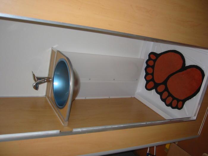 unsere trex kabine das gel ndewagenportal. Black Bedroom Furniture Sets. Home Design Ideas