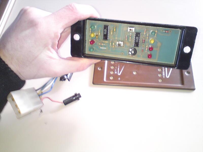 Spannungsanzeige 2 Batterie Im Westfalia Kuchenblock