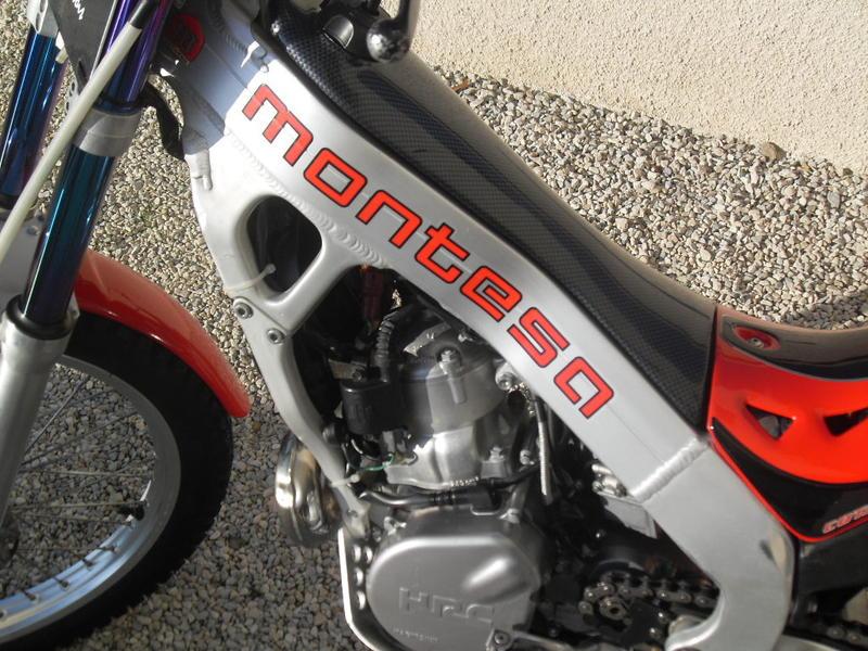 VDS Montesa Cota 315R de 2002 16924438nn