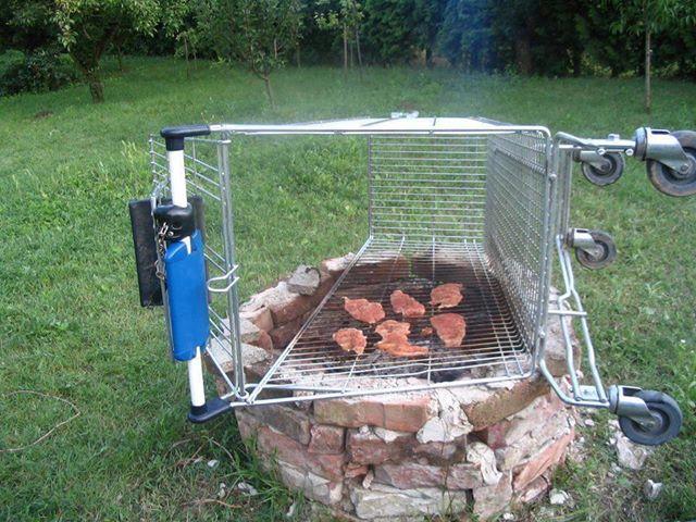 Weber Elektrogrill Alternative : Weber grill forum u kleinster mobiler gasgrill