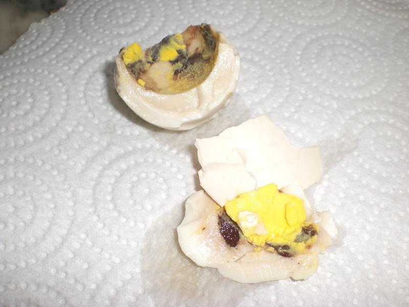 hartgekochtes ei wie lange kochen