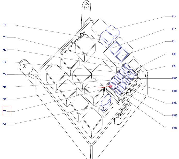 Anhänger Batterie über Frontie laden, nur wie? - Opel & ISUZU 4x4 Forum
