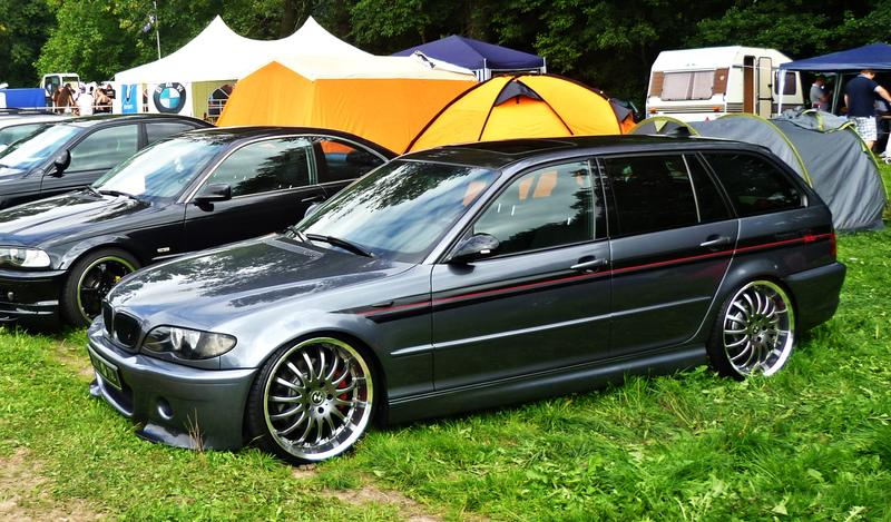 bmw e46 touring from germany by olli b. Black Bedroom Furniture Sets. Home Design Ideas