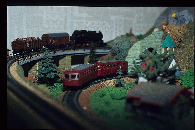 steigung modellbahn ho