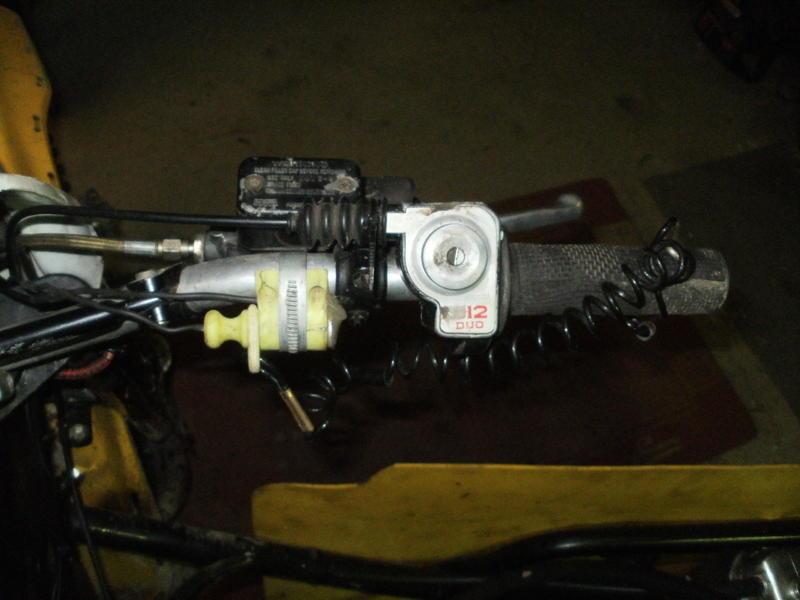 Enduro Gespann VMC mit Yamaha XT 500 Motor 17031514qw