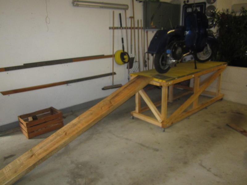 Auffahrrampe selber bauen auffahrrampe selber bauen for Behindertengerecht bauen