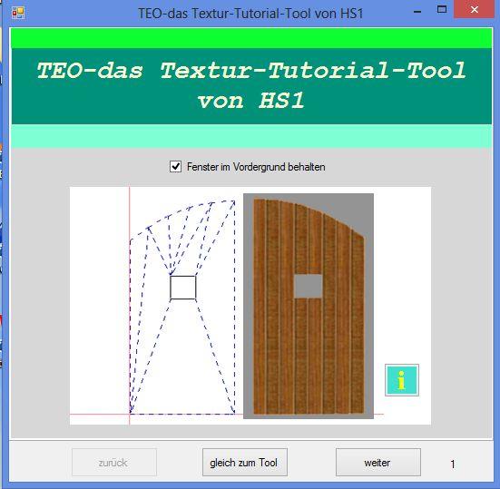 teo ein tool zum texturieren hs1 hans christian schulz. Black Bedroom Furniture Sets. Home Design Ideas