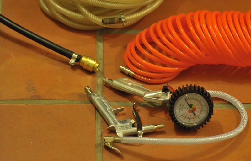 leitung anlaufentlastung kompressor