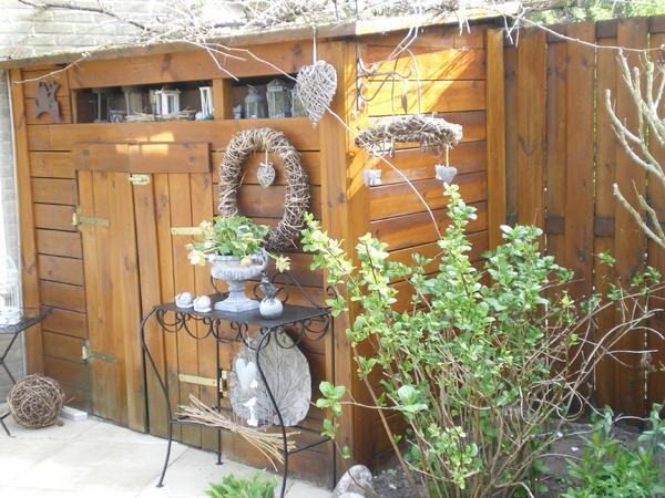 Gartenlaterne schm cken mein sch ner garten forum for Gartenlaternen dekorieren