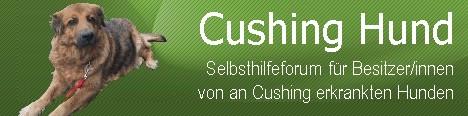 Das neue Cushingforum von Manu - Hyperadrenokortizismus, Morbus Cushing, Cushingsyndrom Hund
