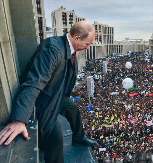 """Россия вошла в эпоху """"дзюдократии"""", - американские СМИ - Цензор.НЕТ 5816"""