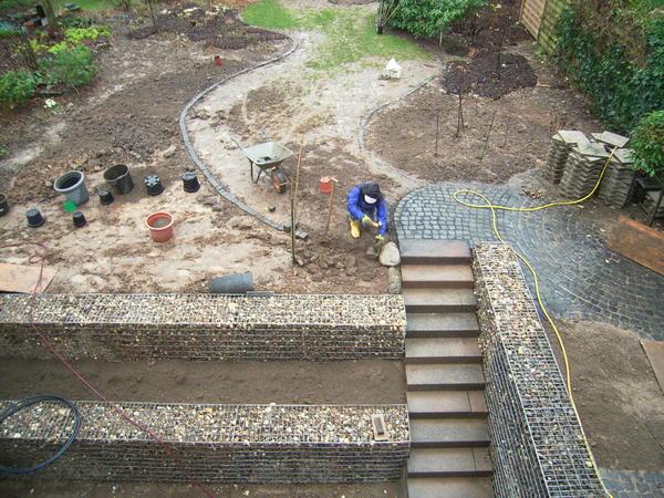 Gabionen Stapeln Mein Schoner Garten Forum