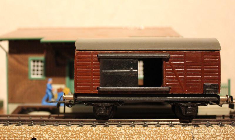 Alte Pico / Piko Güterwagen  17445579ql