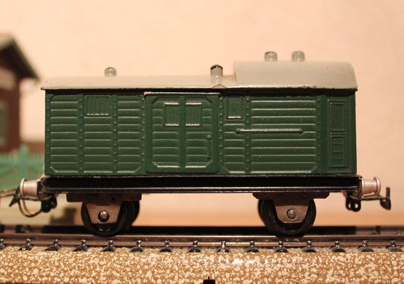 Alte Pico / Piko Güterwagen  17445580ve