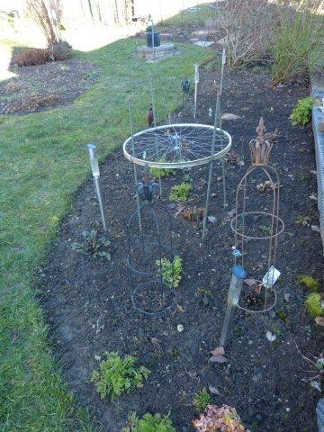 Eure Gartenbilder, Beete und Gestaltungsideen \