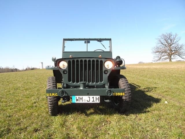 Blinkernachrüstung für TÜV bei Willys MB - Forum des Jeep Club ...