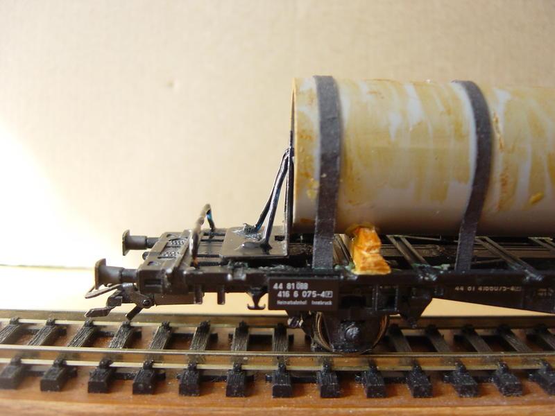 """Güterwagen """"Rohrtransport"""" 17688413xi"""