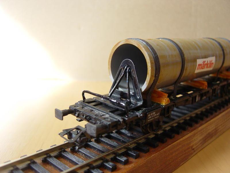 """Güterwagen """"Rohrtransport"""" 17688419en"""
