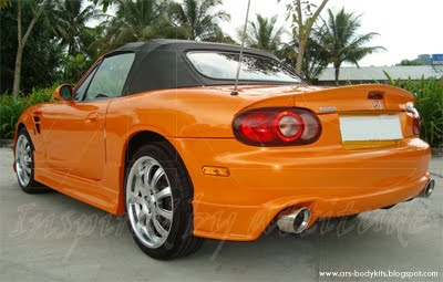 mazda mx 5 bodykit. Black Bedroom Furniture Sets. Home Design Ideas