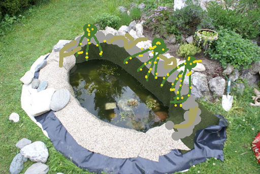 anlagetipps für miniteiche und becken - seite 137 - gartenteich, Gartenarbeit ideen