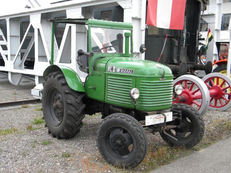 Historische Traktoren bei Saisoneröffnung der ÖGEG in Ampflwang 18230361nl