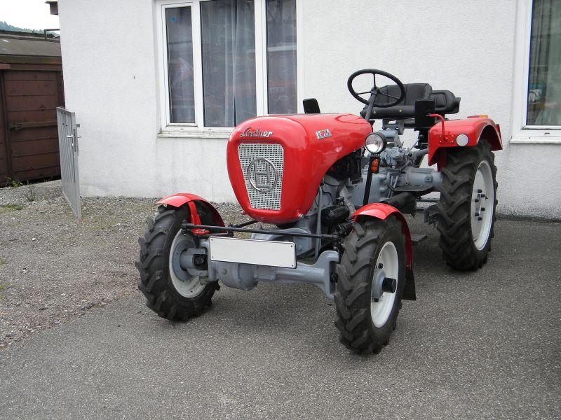 Historische Traktoren bei Saisoneröffnung der ÖGEG in Ampflwang 18230368ft