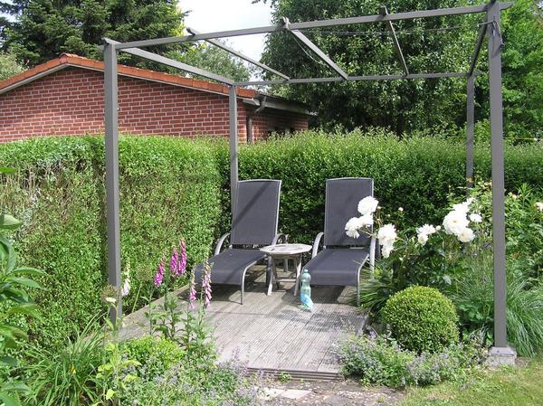 Modernes haus und naturgarten staudenbeet seite 3 for Gartengestaltung 400 qm