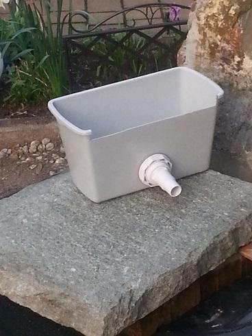 garten steinmauer wasserfall – rekem, Garten Ideen