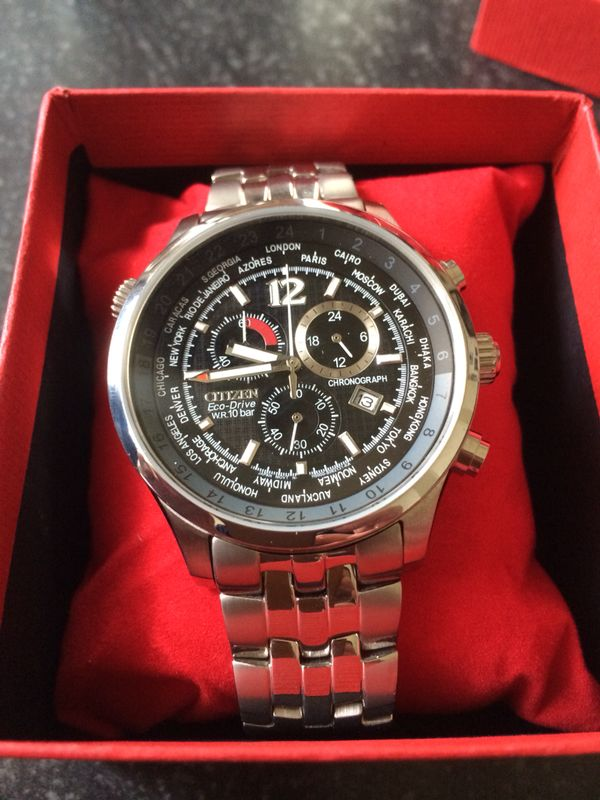 citizen herren chronograph promaster eco drive at0360 neuw. Black Bedroom Furniture Sets. Home Design Ideas