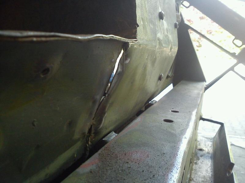 Restauration volvo tgb1111 panzerj ger robur ural sil - Muss man frisch verputzte wande grundieren ...