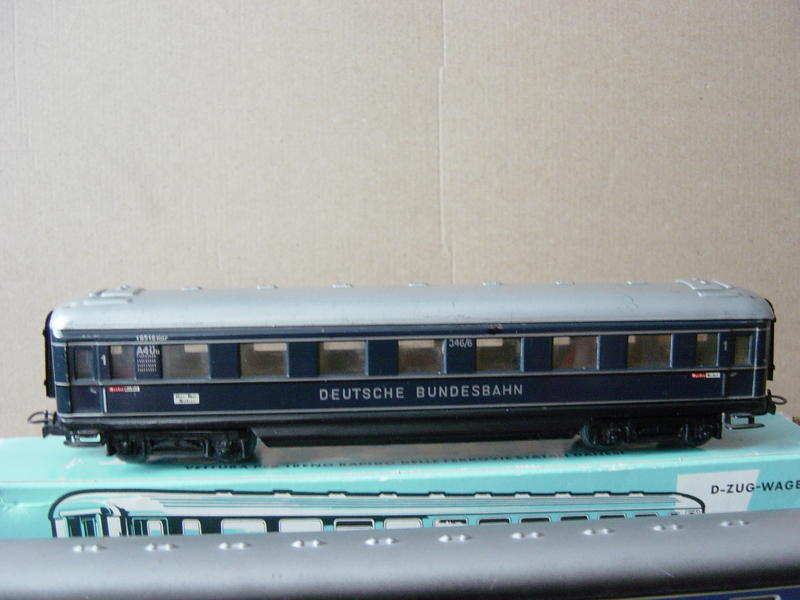 D-Zug-Wagen von 1950-2000 (MÄRKLIN) 18319485fc