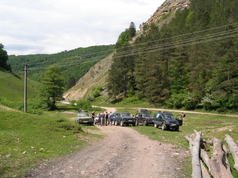 Karpat niva tour '14. Rumania 18321003vq