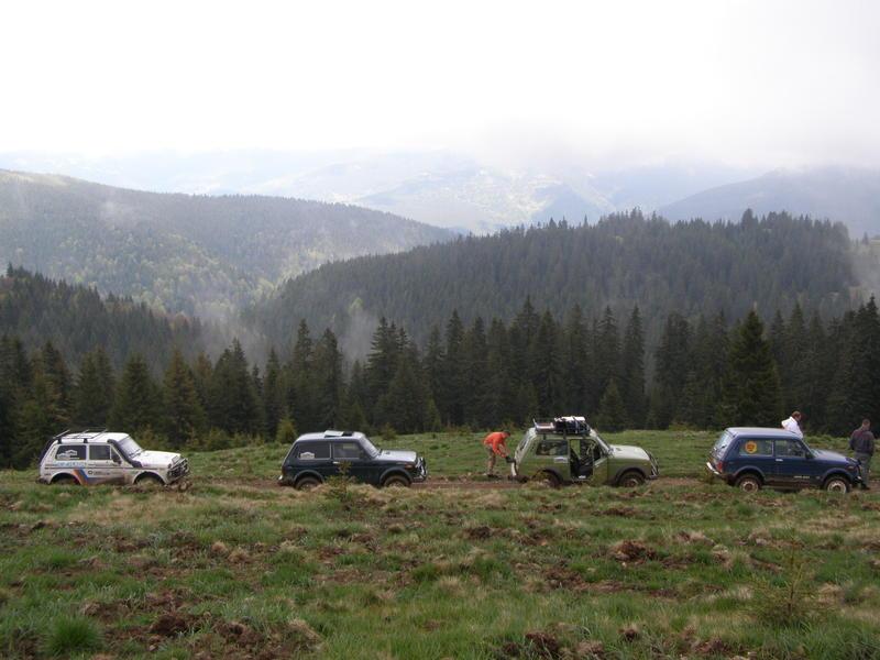 Karpat niva tour '14. Rumania 18323008lu