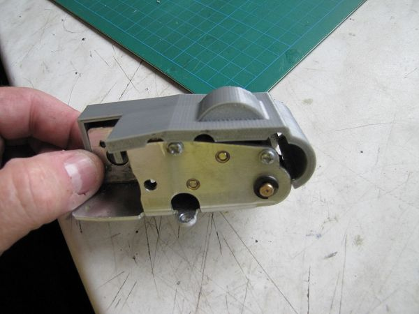 Housing covers for 3:1 steel gears 18335631vm