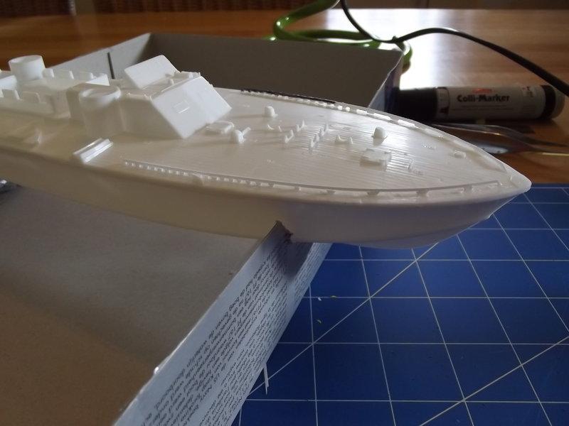 REVELL 00026 Torpedo Boat PT 167 (aka 109) im Maßstab 1:72 18352082zf