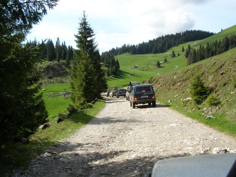 Karpat niva tour '14. Rumania 18356917mj
