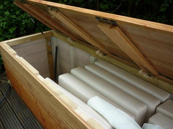 Terrassenmöbel lounge selber bauen  Balkon Lounge Selber Bauen | ambiznes.com