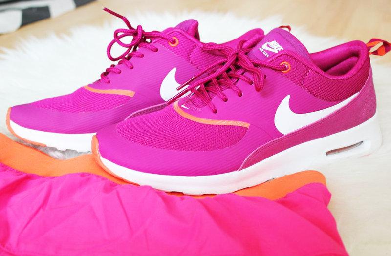 Nike Air Max Thea Pink Orange 40