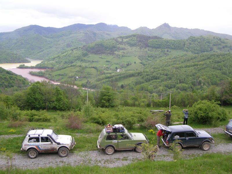 Karpat niva tour '14. Rumania 18470705sq