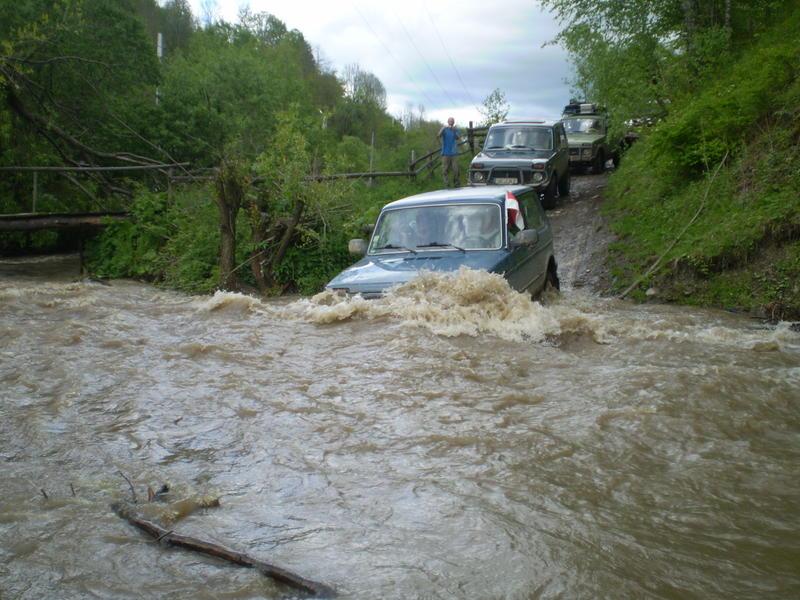 Karpat niva tour '14. Rumania 18517142lh