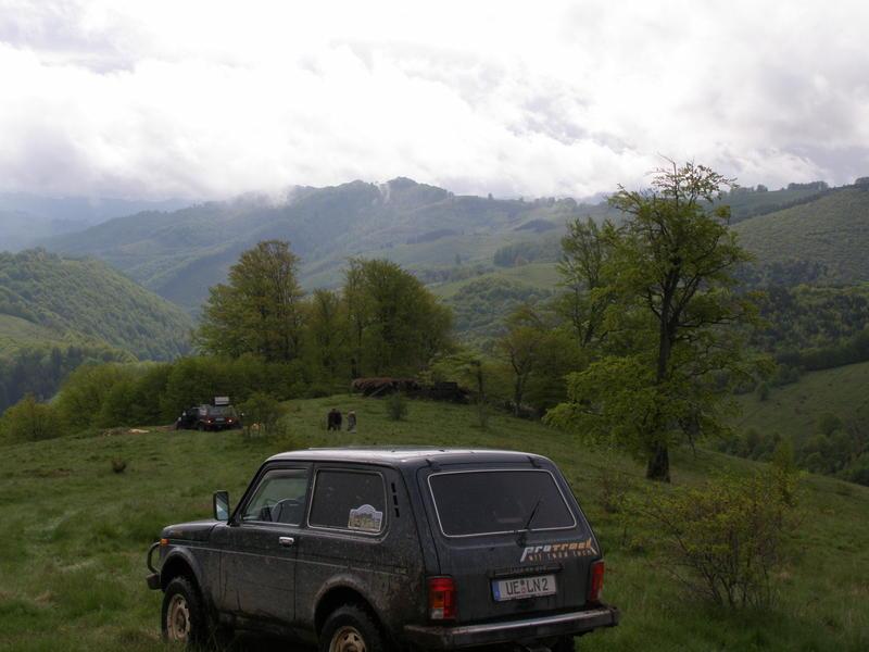 Karpat niva tour '14. Rumania 18517769he